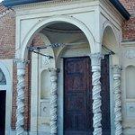 Protiro proveniente dalla Certosa di Pavia