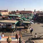 马拉喀什聚居区照片