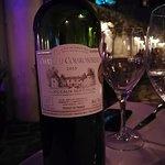 El vino excelente