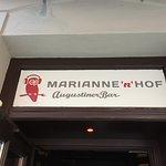Mariannenhof - entrance