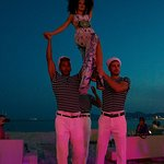 Express Yourself dinner-Show this Summer at ANNEX BEACH CANNES