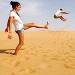 fun to in the desert