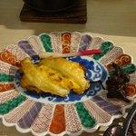 赤魚のパイ焼き