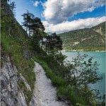 le sentier de randonnée