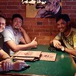 Φωτογραφία: Hounddog's Three Degree Pizza