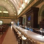 Great bar and lobby!