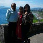 Sharma family at Killiney
