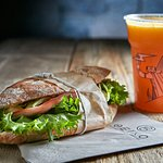 Fresh Sandwiches every day!