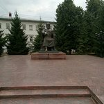 Foto de Yuriy Dolgorukiy Monument