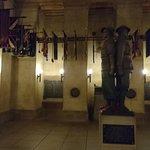 戰爭紀念館內環境
