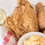 """""""The World's Best Fried Chicken"""""""