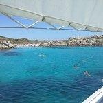 île lavezzi le paradis pour se baigner
