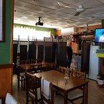 Danny's Bar along beachfront