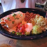 Smoothered Burrito