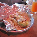 Tempura Avocado Taco