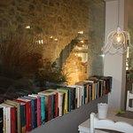 Sala Colazione e spazio comune e Zona relax lettura