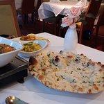 fantastic garlic naan