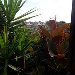 Widok z okna - pokój 18