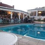 restauracja i basen