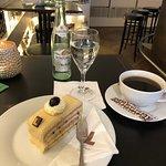 Kaffee und Kuchen Zeit