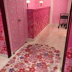 Hello Kitty Theme Restroom
