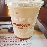 伯朗蘭花咖啡館照片