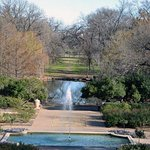 Fort Worth Botanic Garden resmi