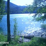 il lago di suviana