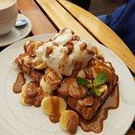 Banofi Waffle