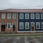 Two historic buildings operating as Wharf Street Inn