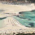 Balos Lagoon照片