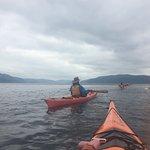 Foto de Fjord en kayak