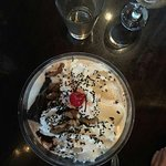 Coppa gelato deliziosa