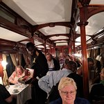 Dining carriage