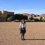 belle ballade dans le désert