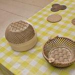 Making china baskets