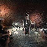 Музей Гуанчей. Небольшой комфортный музей с милым магазином недорогих канарских сувениров. Выдаю