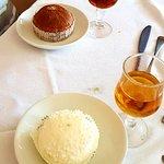 tartufo com vinsanto