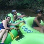 "Having Fun ""Pon de River!"""