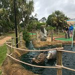 Photo de Jungle Journey Adventure Golf
