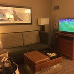 The den area in our room on premium floor