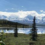 "Denali! (McKinley) - The Mountain was ""out""!"