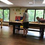 Activities room