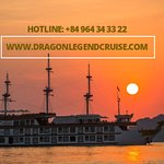 Dragon Legend Cruise - The unique luxury cruise on Halong Bay and Bai Tu Long Bay