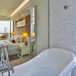 Junior Suite River View (double) - Bathroom