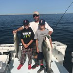 Jail Break Fishing Charters welcomes anglers of all ages and abilities.