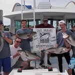 Come fish on Cape Cod's best fishing charter with your friends and family!