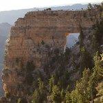 大峡谷北缘照片