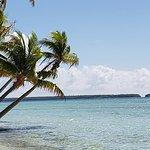 Poe Charter Tahiti : Vue sur l'île aux oiseaux