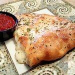 chicken calzone
